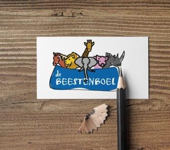 ontwerp logo illustratie handgetekend