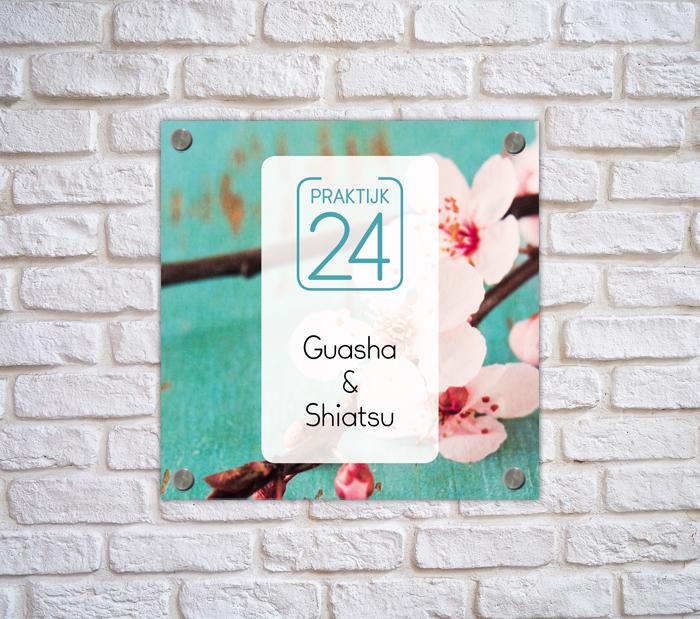 ontwerp deurbord naambord