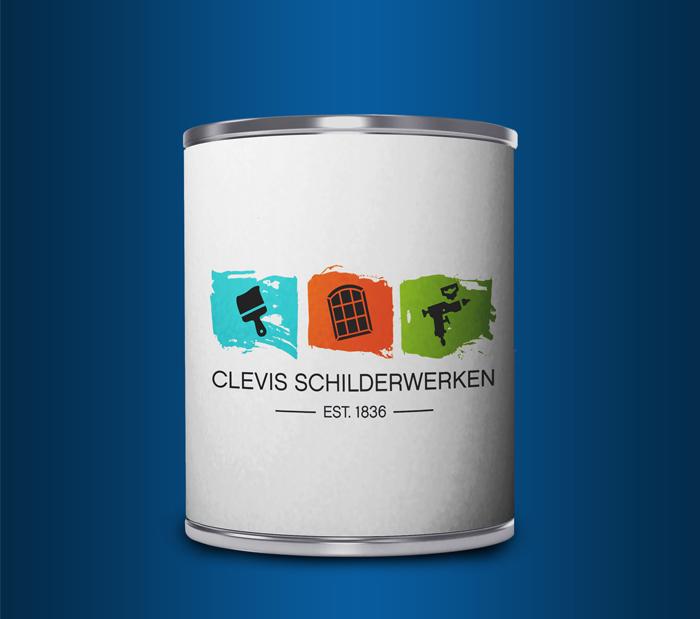 Logo ontwerp schilder